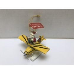 Yellow Float Plane
