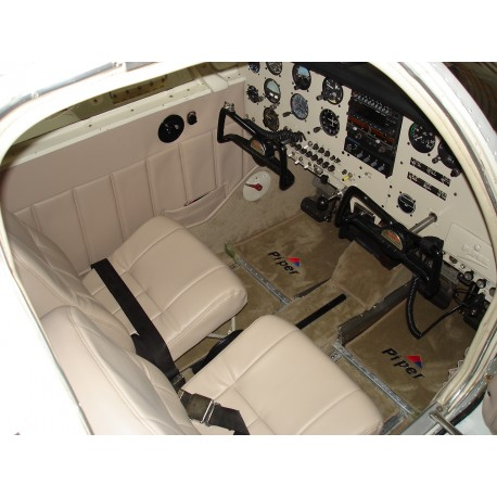 Cherokee 140 Seat Cushions & Upholstery