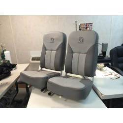 Cessna 150/152 Classic Style Seat Upholstery, Vinyl (Set of 2)