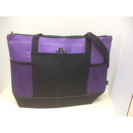 Zippered Baggage Tote