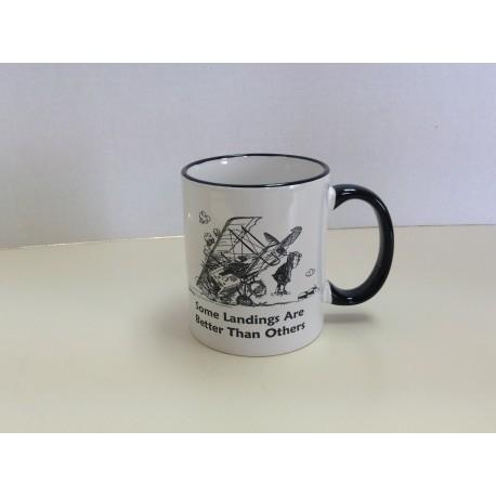 Some Landings Mug