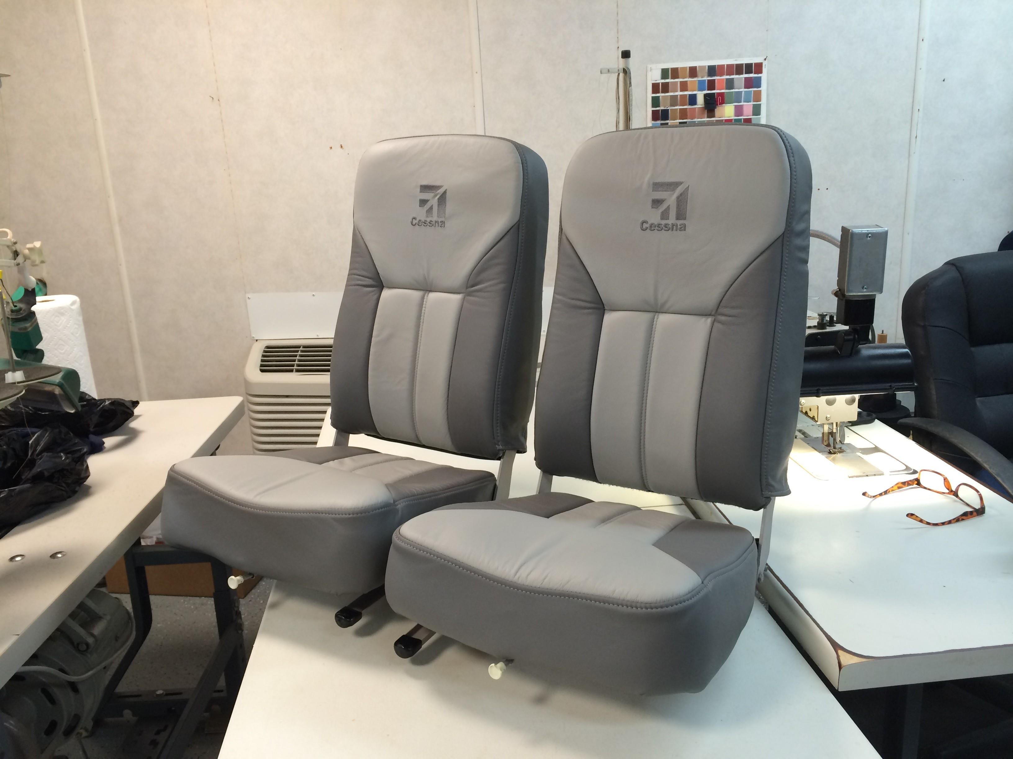 Cessna 150/152 Seats